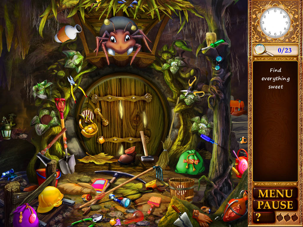 Holly 2 Magic Land Screenshots For Windows Mobygames