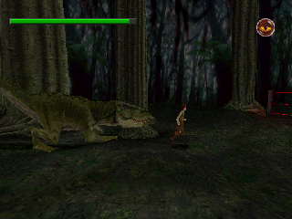 The Lost World: Jurassic Park Screenshots for PlayStation