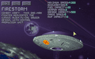 X-COM: UFO Defense DOS You can produce your own flying saucer!