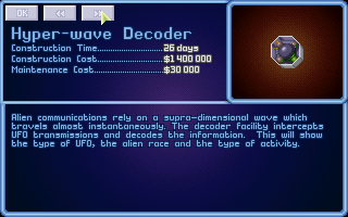 X-COM: UFO Defense DOS With Hyper Wave Decoder you can intercept the ufo transmissions.
