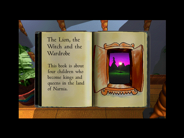 The Manhole: CD-ROM Masterpiece Edition Windows 3.x Book portal