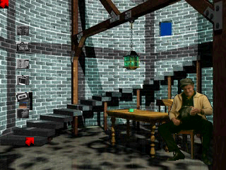 Return to zork screenshots for playstation mobygames for Light house interior