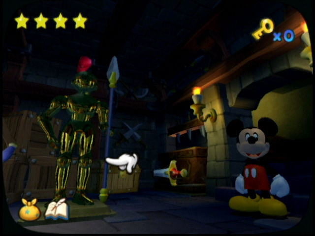 Disney S Magical Mirror Starring Mickey Mouse Screenshots