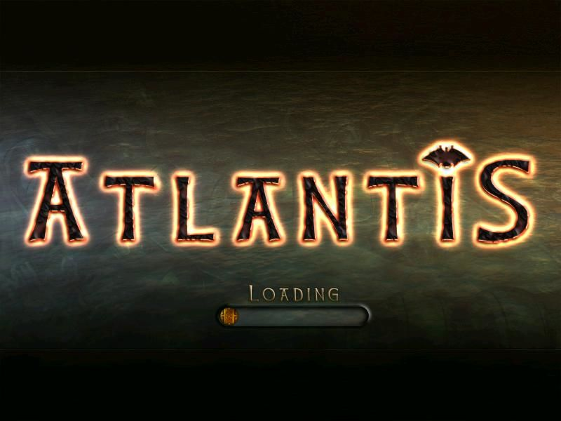 Atlantis Windows Loading screen