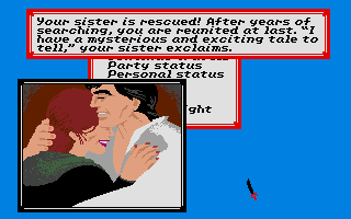 Sid Meier's Pirates! Atari ST Found my lost sister.