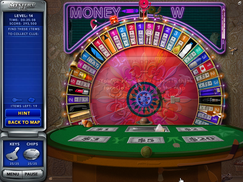 Mystery P.I. The Vegas Heist Game Download at