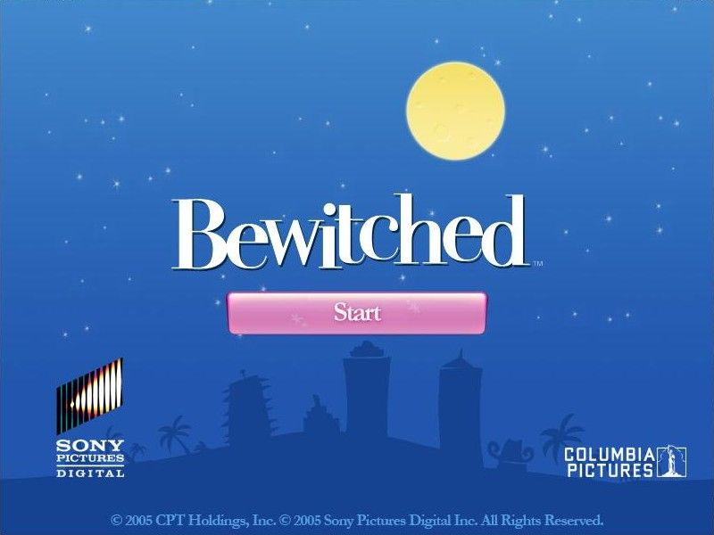 Bewitched Windows Loading screen