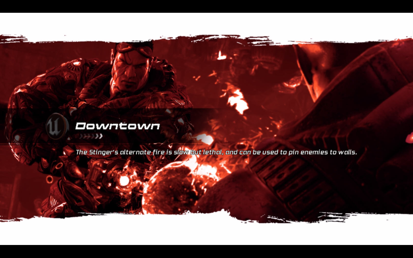 Unreal Tournament III Windows Multiplayer loading screen.