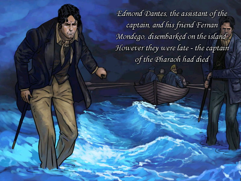 The Count of Monte Cristo Screenshots for Windows - MobyGames