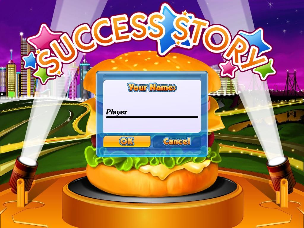 Success Story Windows Enter your name
