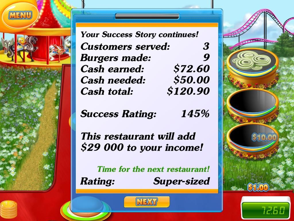 Success Story Windows I exceeded the goal.