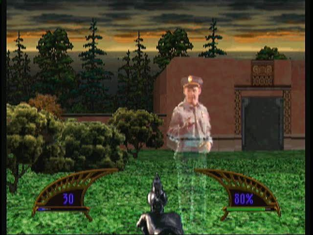 Killing Time 3DO Starting location. A g-g-g-g-GHOST!