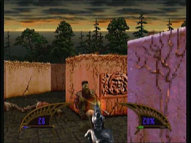 Killing Time 3DO The 3DO version is noticeably smaller and more linear than the later PC release. The textures are almost as nice, though