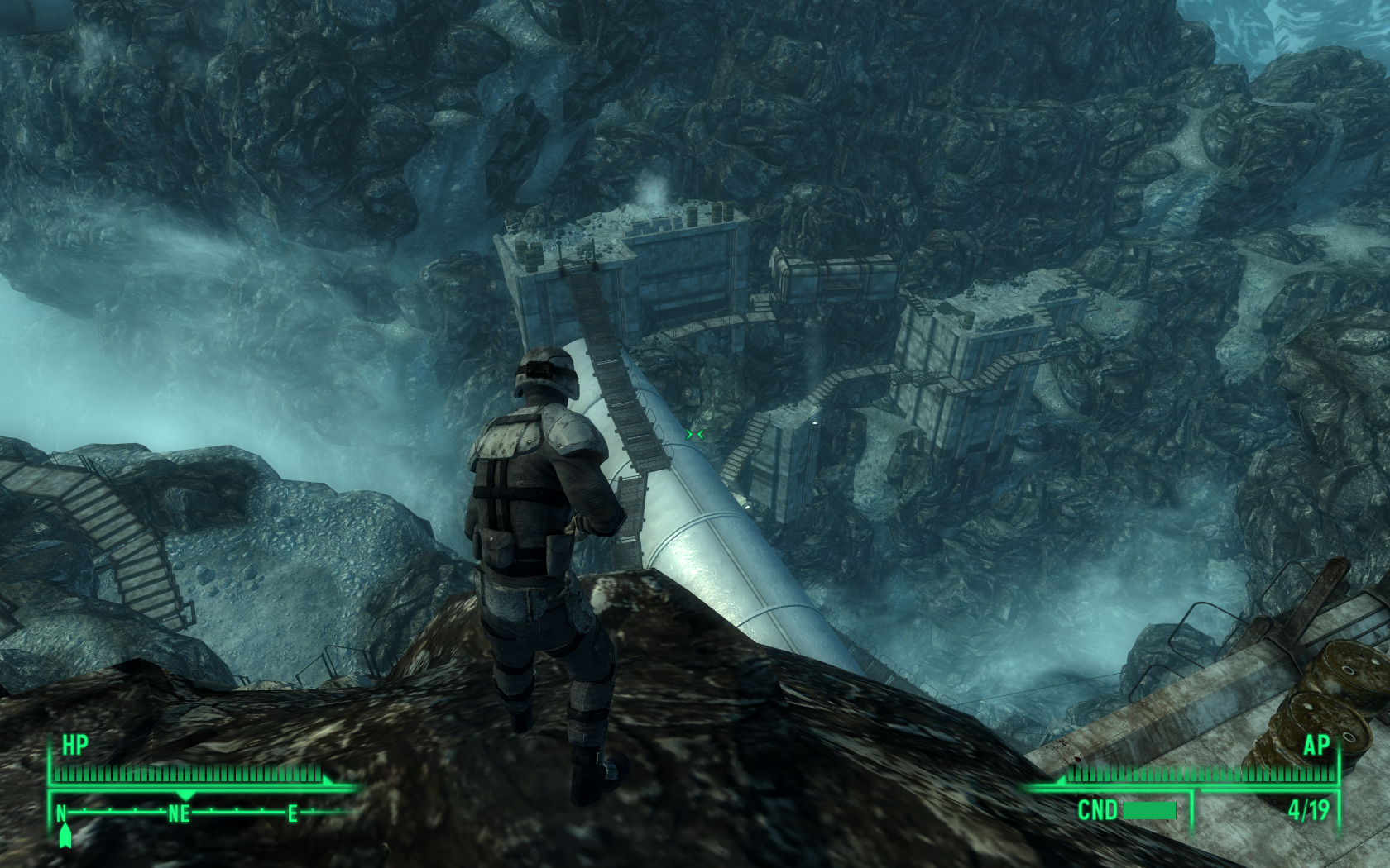 Fallout 3: Operation: Anchorage Windows I'm not even halfway through.