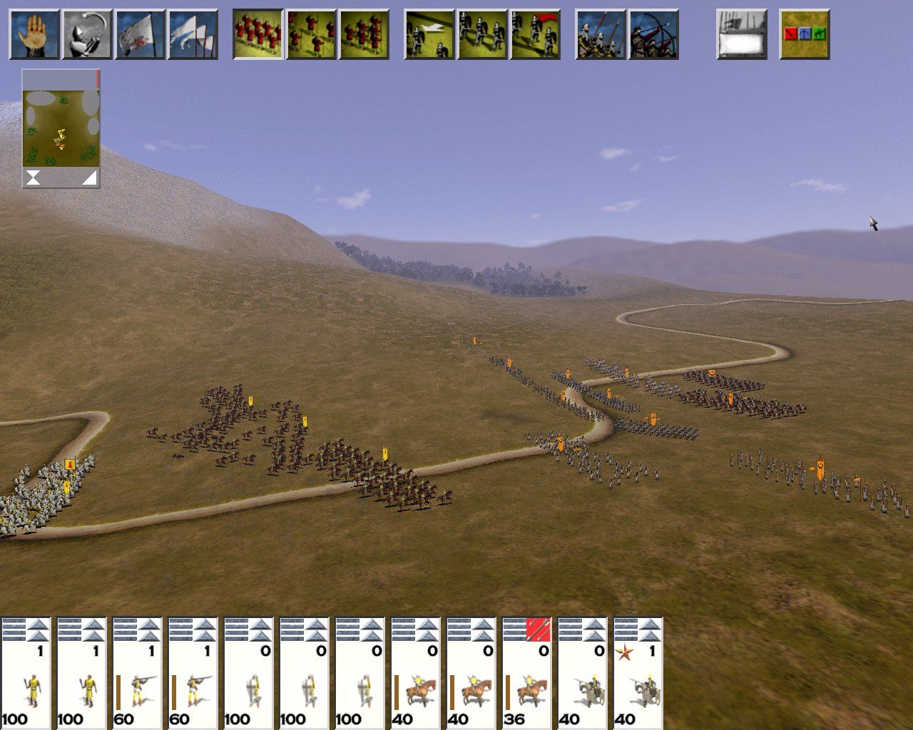 Medieval: Total War Windows Attack!