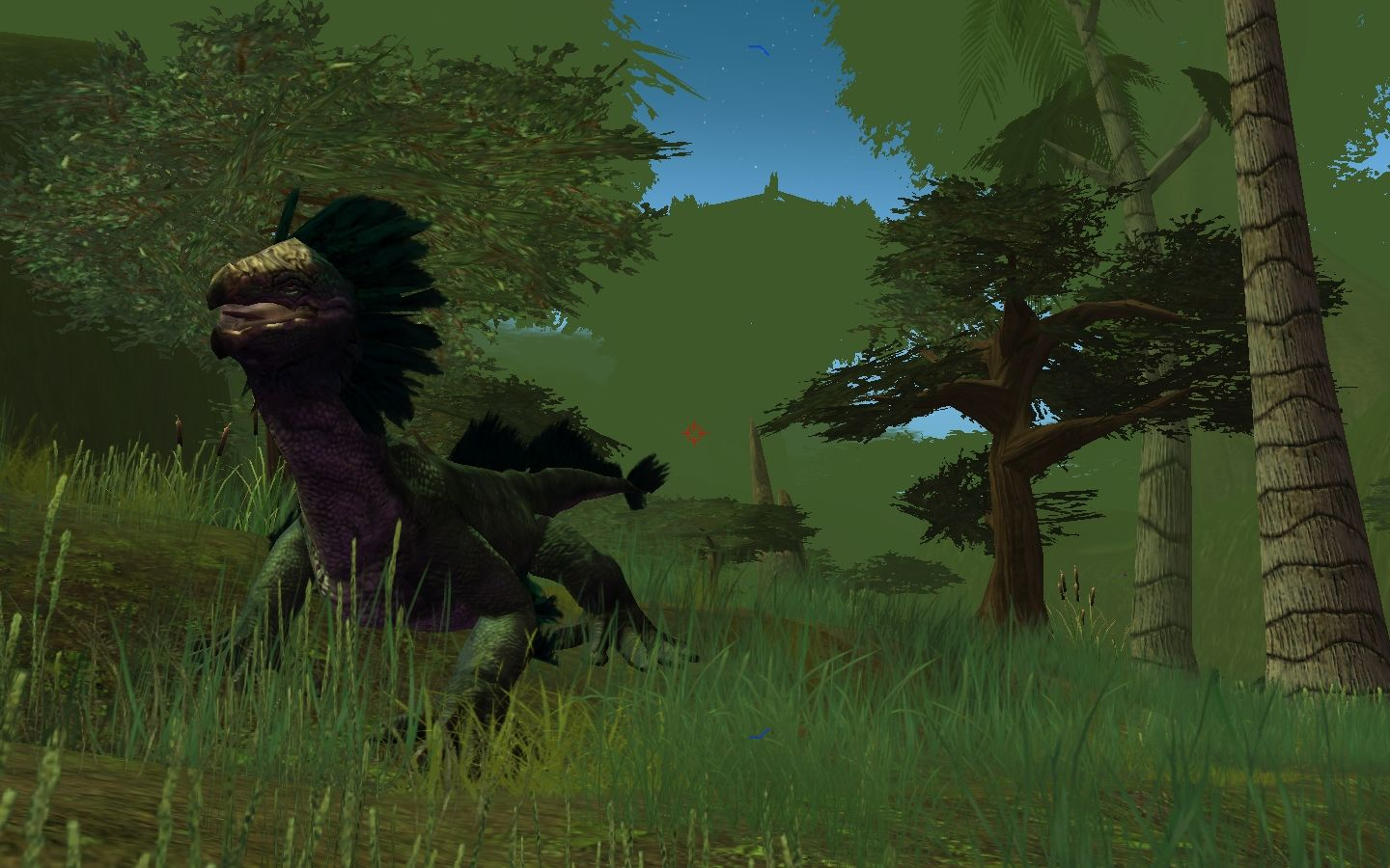 Star Wars: Galaxies - Episode III Rage of the Wookiees Windows Groups of Varactyl roam the planet. A deeded version was awarded as a mount to players who bought the expansion.