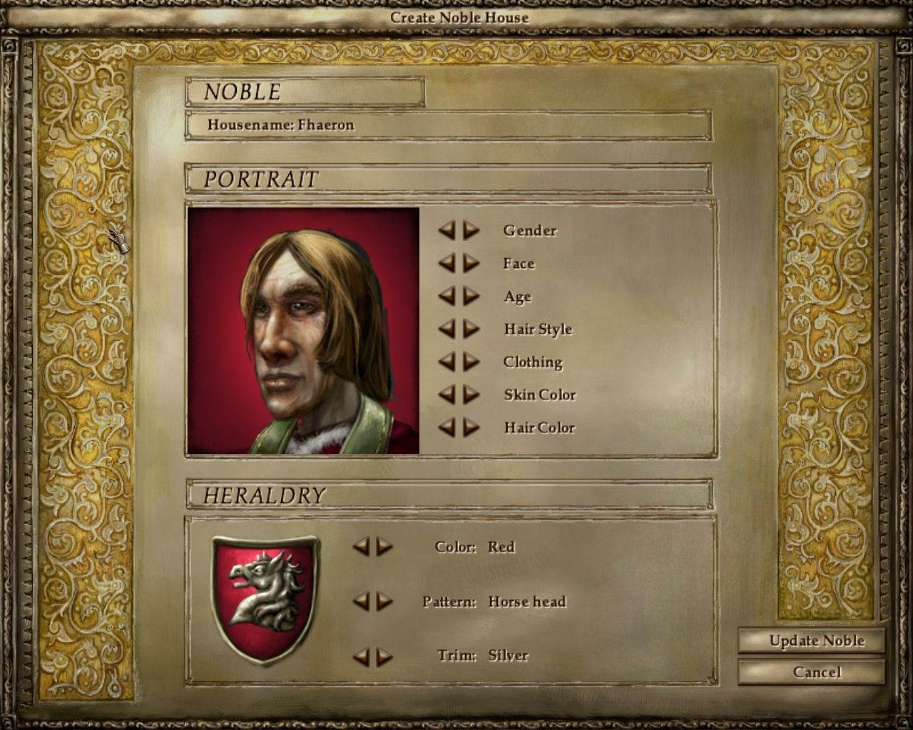 Lords Of The Realm Iii Screenshots For Windows Mobygames