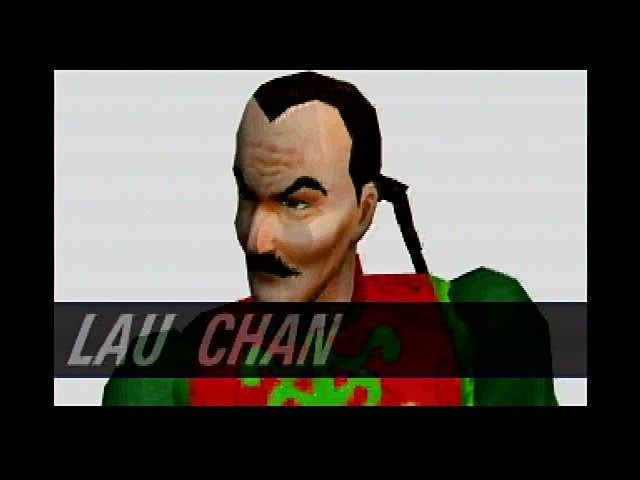 Virtua Fighter 2 SEGA Saturn Intro Movie