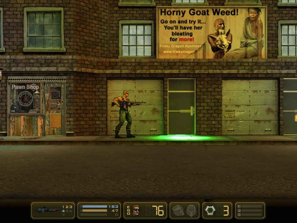 duke nukem manhattan project Action duke nukem returns to his platforming roots in this throwback to his earlier games this time, duke fights his way across new york city's towering skyscrapers and through its gritty subway see full summary.