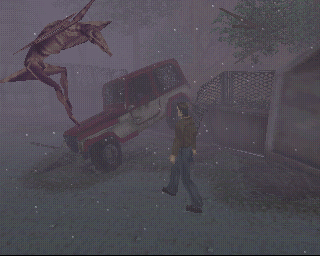 Silent Hill PlayStation You car...