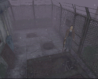 Silent Hill PlayStation Your way to underground