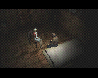 Silent Hill PlayStation Very quiet