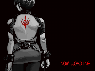 Kagero: Deception II PlayStation Loading Screen