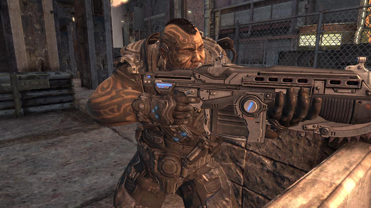 Gears of War 2 Xbox 360 Tai Kaliso - a new character featured in the campaign and multiplayer matches.