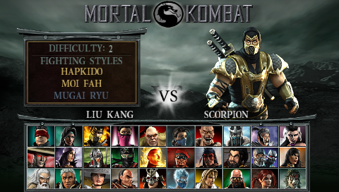 mortal kombat deception pc download