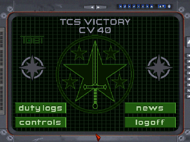 Wing Commander III: Heart of the Tiger PlayStation TCS Victory computer