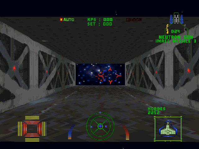 Wing Commander III: Heart of the Tiger PlayStation Ready to fly