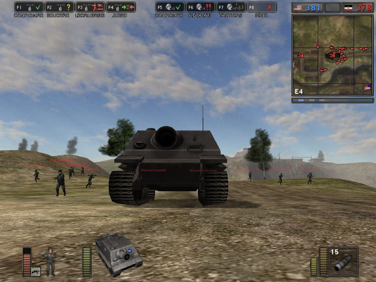 Battlefield 1942: Secret Weapons of WWII Windows The German Sturmtiger