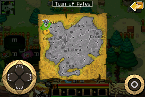 Zenonia screenshots for iphone mobygames the map gumiabroncs Choice Image