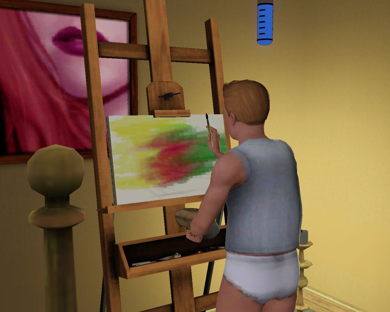 The Sims 3 Windows Your Sim can be an artist ...