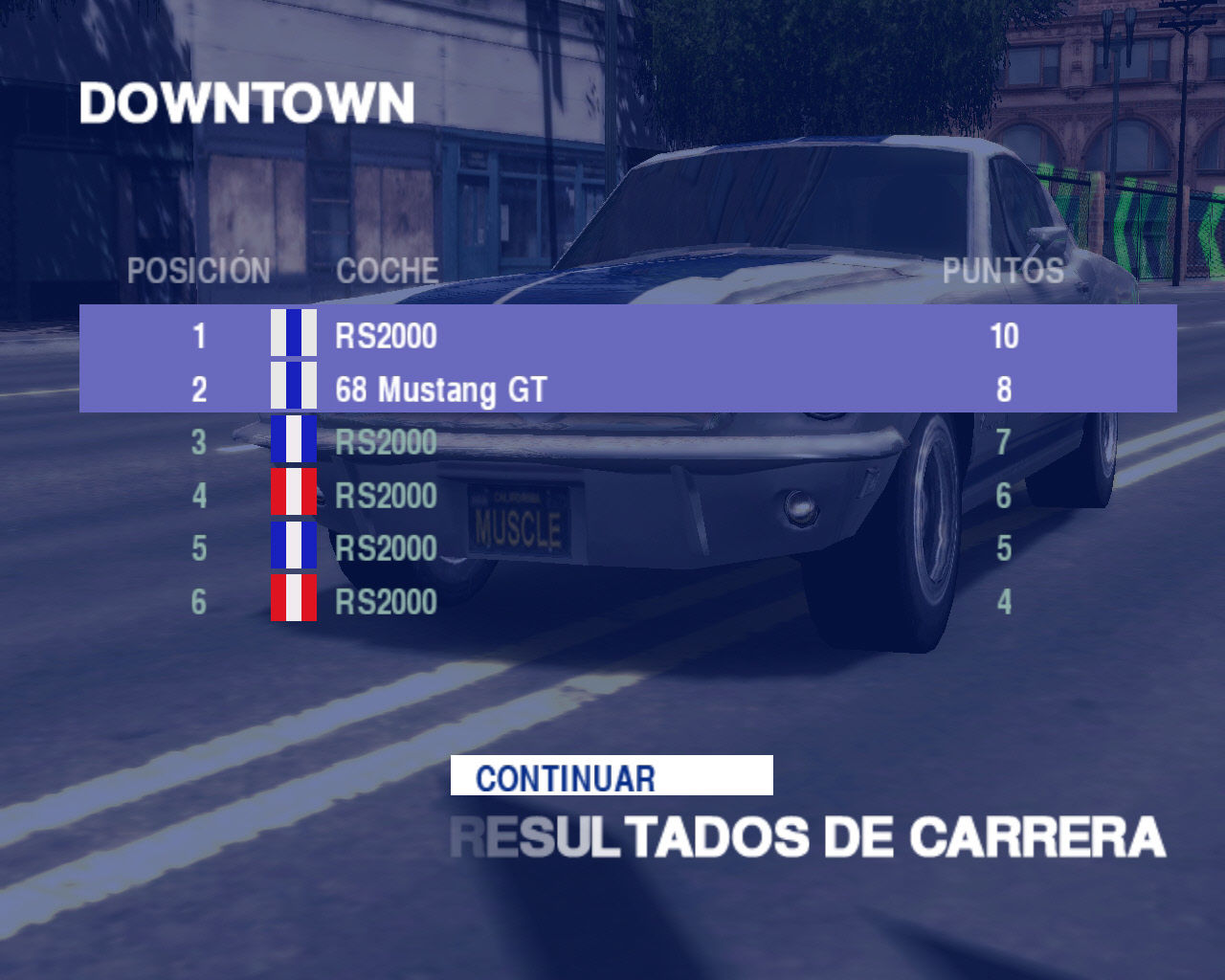 Ford Bold Moves Street Racing Screenshots for Windows
