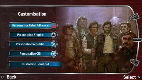 GameSpy: Star Wars Battlefront: Renegade Squadron Interview - Page 1