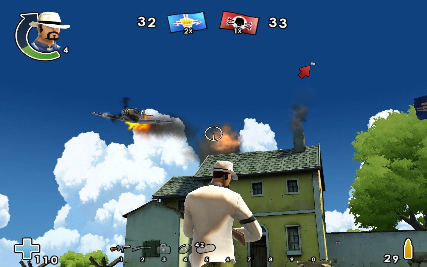 Battlefield Heroes Screenshots For Browser Mobygames