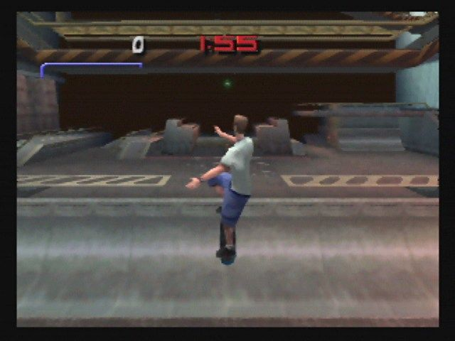 Tony Hawk's Pro Skater 3 Nintendo 64 The Foundry