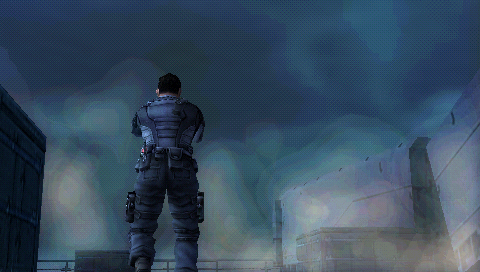 Syphon Filter: Logan's Shadow PSP Ready for action
