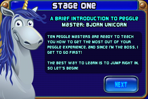 nerds of a feather, flock together: Peggle