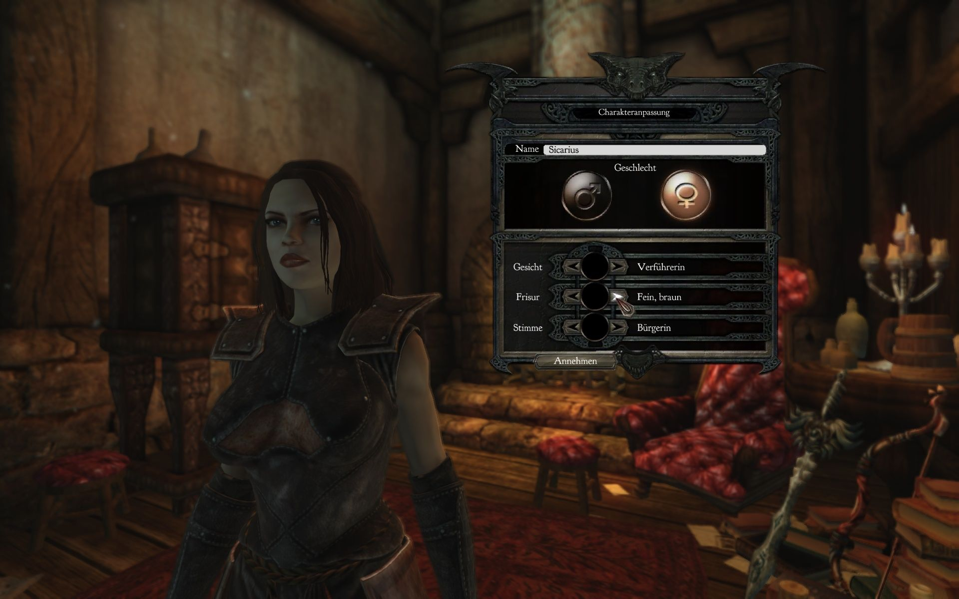 Divinity II: Ego Draconis Windows Character Creation