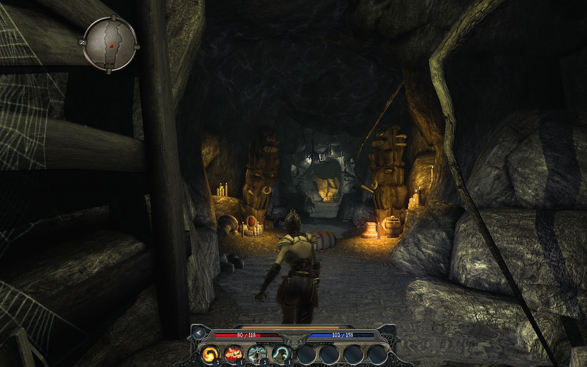 Divinity II: Ego Draconis Windows Did I already mention dungeons?