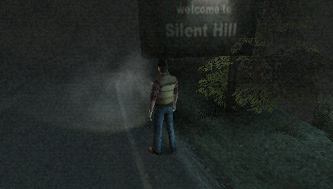 Silent Hill: 0rigins PSP Thanks.