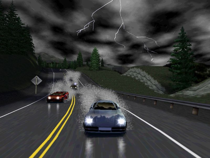 Need for Speed III: Hot Pursuit Screenshots for Windows - MobyGames