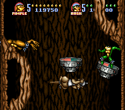 Battletoads In Battlemaniacs Screenshots For Snes Mobygames