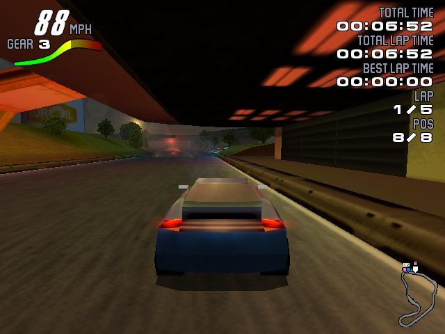 Motorhead Windows Racing 2
