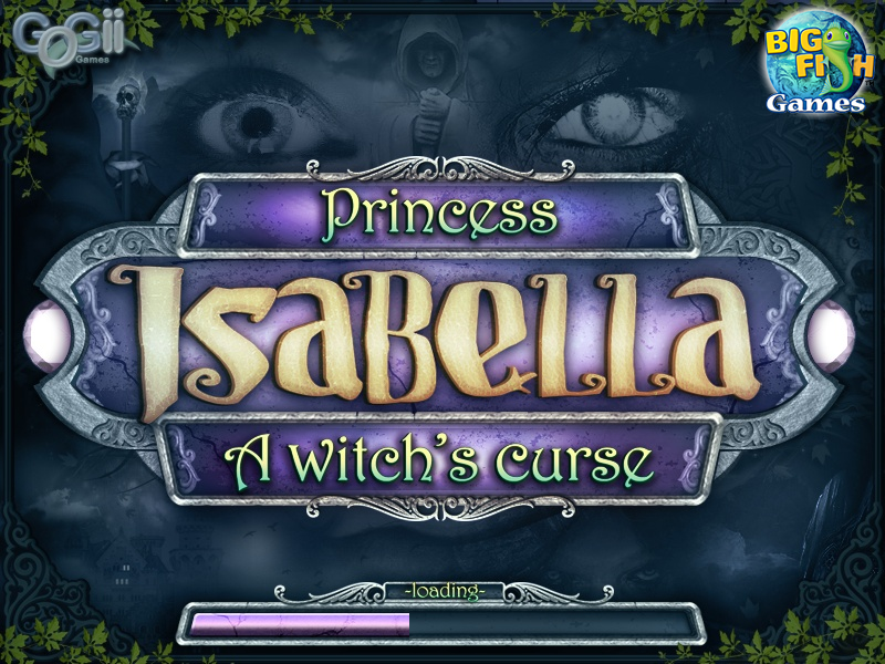 Princess Isabella: A Witch's Curse Windows Loading screen