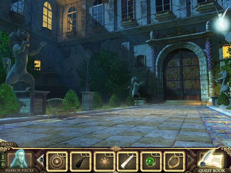 Princess Isabella: A Witch's Curse Windows Courtyard
