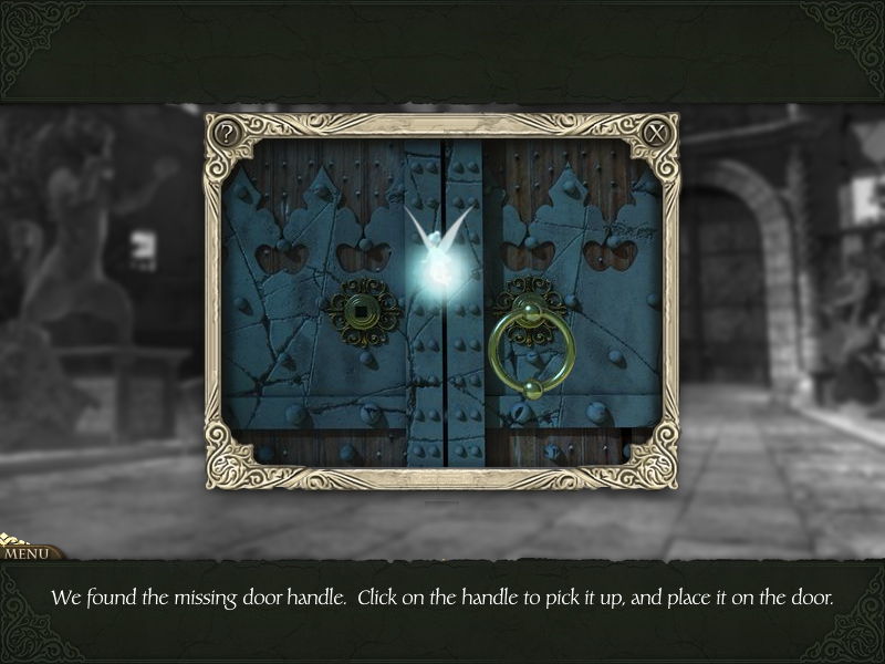 Princess Isabella: A Witch's Curse Windows Missing handle