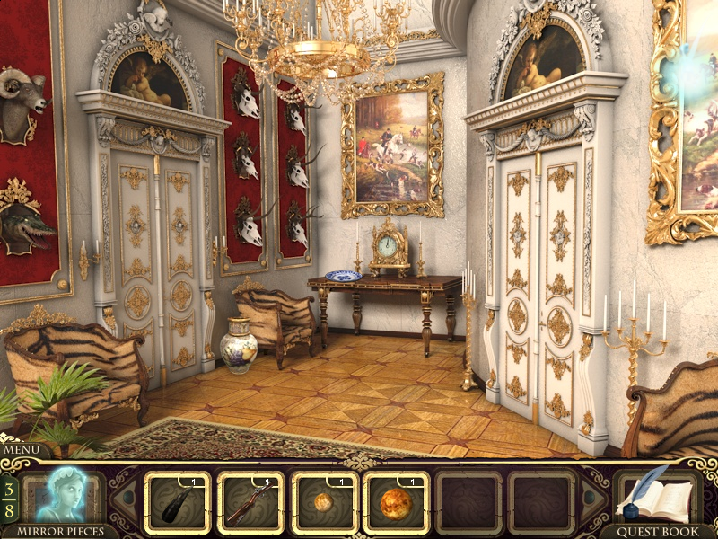 Princess Isabella: A Witch's Curse Windows Main floor